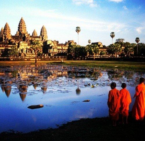 Angkor Wat, Siem Reap -Cambodia.