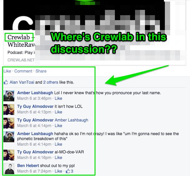 Where's Crewlab?
