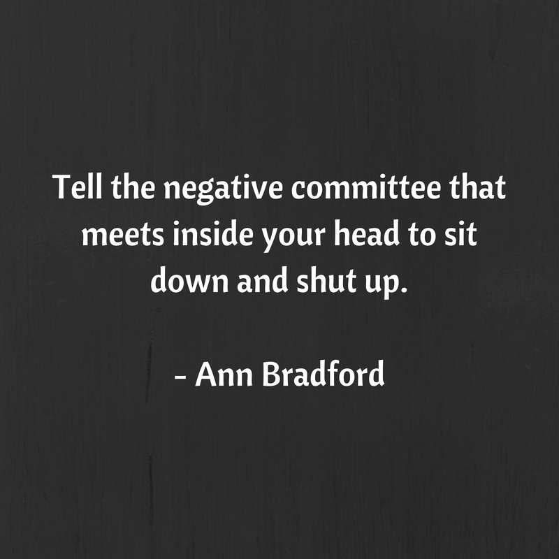 Tell the negative committee that meets