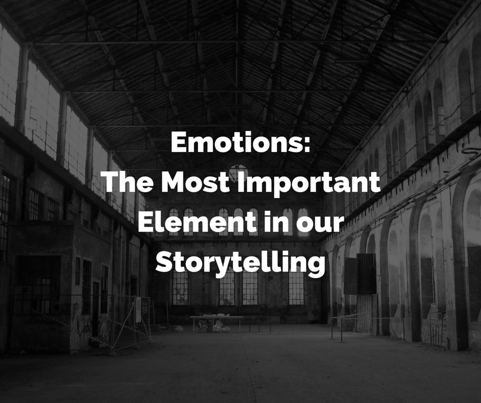 Emotions-The Most Important Element in