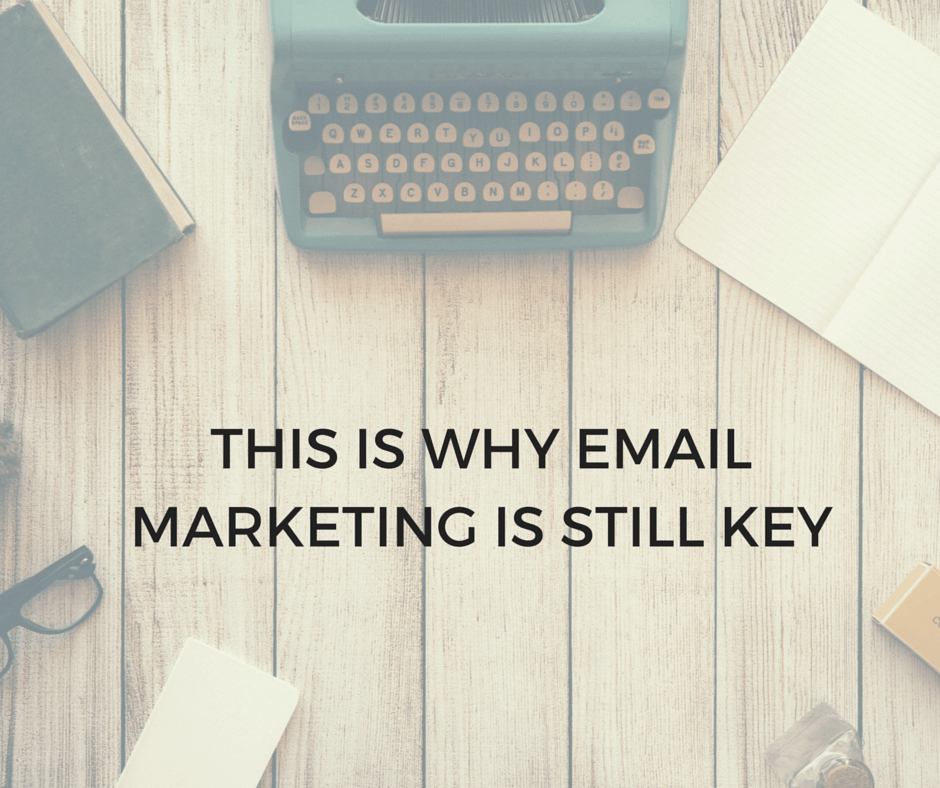 THIS Is Why Email Marketing Is Still KEY