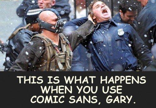 comic-sans-gary