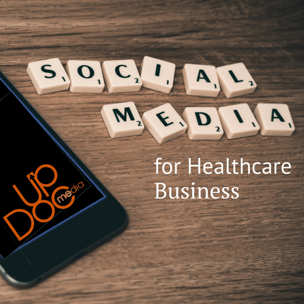 Social Media for Healthcare Business w:Ahna Hendrix (PODCAST)